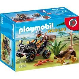 Playmobil 6939 Pytlák na čtyřkolce