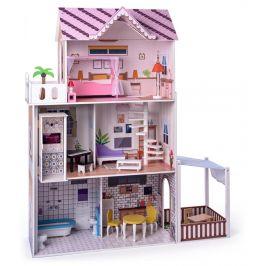 Woody Růžový domeček s výtahem