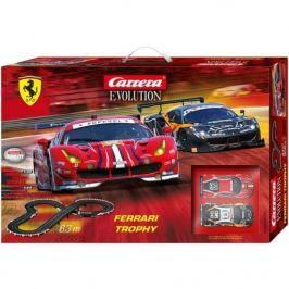 Carrera Autodráha EVO 25230 Ferrari Trophy - rozbaleno