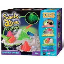 Sands Alive Glow Volcano World