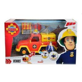 Simba Požárník Sam - Hasičské auto Venuše 19 cm s figurkou - zánovní