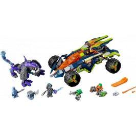LEGO® Nexo Knights 70355 Aaronův vůz Horolezec
