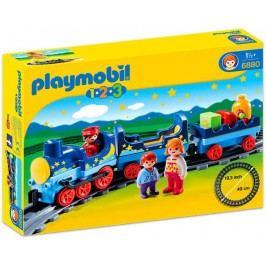 Playmobil 6880 Můj první vláček s kolejemi