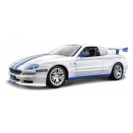 BBurago Maserati Trofeo (1:24) - modro-bílé