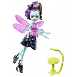 Mattel Monster High Straškouzelná víla Wingrid