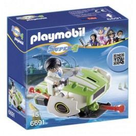 Playmobil 6691 Tryskáč
