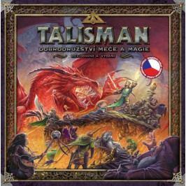 ADC Blackfire Talisman: Dobrodružství meče a magie