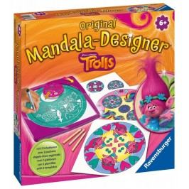Ravensburger Trollové střední Mandala