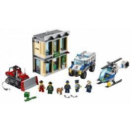 LEGO® City 60140 Vloupání buldozerem