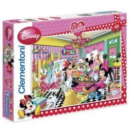 Clementoni Puzzle Minnie na nákupech 60 dílků