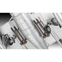 Revell ModelKit letadlo 03934 - Vampire F Mk.3 (1:72) - rozbaleno