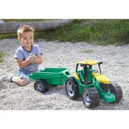 LENA Traktor s přívěsem, 94 cm - rozbaleno