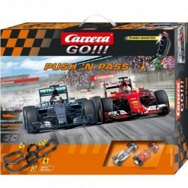 Carrera GO Push´n pass