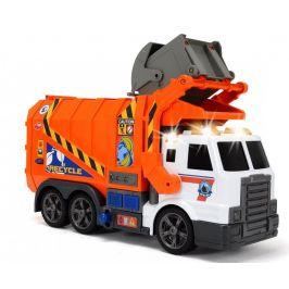 Dickie AS Popelářské auto 46 cm - rozbaleno