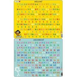 LARSEN Násobení a dělení puzzle set MAXI