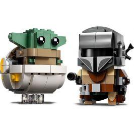 LEGO Star Wars™ 75317 Mandalorian a dítě - rozbaleno