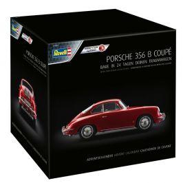 Revell Adventní kalendář Porsche 356 - 01029 - rozbaleno