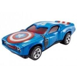 Hot Wheels Marvel Kultovní angličák modrý