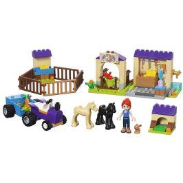 LEGO Friends 41361 Mia a stáj pro hříbata - rozbaleno