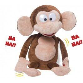 Mikro hračky Fufris opička plyšová, 34cm