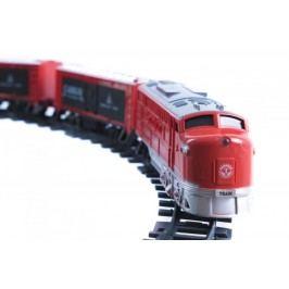 Teddies Vlak 18cm + 3 vagóny s kolejemi 16ks