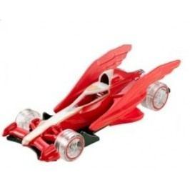 Hot Wheels Marvel Kultovní angličák červený s křídly