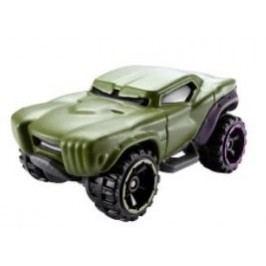 Hot Wheels Marvel Kultovní angličák zelený