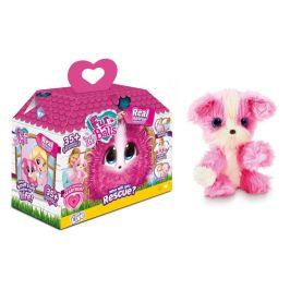 TM Toys Touláček My Real Rescue růžový - rozbaleno