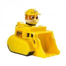 Spin Master Paw Patrol Autíčko záchranář Rubble - žluté
