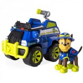 Spin Master Paw Patrol Základní tématické vozidlo Chase modré