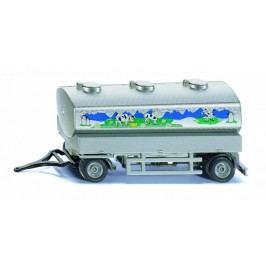 SIKU Farmer - cisternový vlek na přepravu mléka 1:50
