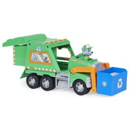 Spin Master Tlapková patrola Rocky recyklační auto