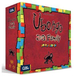 Albi Ubongo 3D Family - zánovní