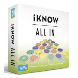 Albi iKNOW ALL IN - rozbaleno