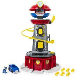 Spin Master Tlapková patrola Velká hlídkovací věž super hrdinů - rozbaleno