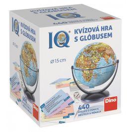 Dino Politický kvíz s globusem 15 SK - rozbaleno