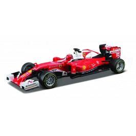 BBurago Ferrari Race & Play v DBX Kaspersky 7 (1:32)