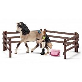 Schleich Péče o koně Andalusianského 42270