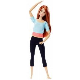 Mattel Barbie V pohybu fitness zrzka