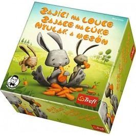 Trefl Zajíci na louce společenská hra