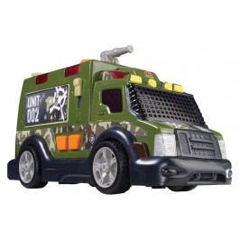 Dickie Action Series Vojenské zásahové vozidlo, 33cm
