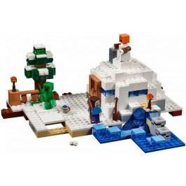 LEGO® Minecraft 21120 Sněžná skrýš