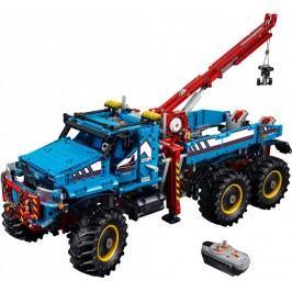 LEGO® Technic 42070 Terénní odtahový vůz 6x6