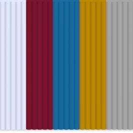 3Doodler Mix color PLA - Full Metal Jacket