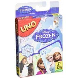 Mattel Uno karty Frozen