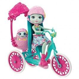 Mattel Enchantimals Herní set na kolech Built for two