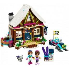 LEGO® Friends 41323 Chata v zimním středisku