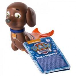 Spin Master Paw Patrol Plavací figurka Zuma hnědá