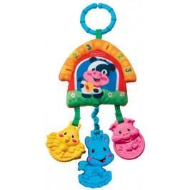Fisher-Price Závěsná hračka - zvířátka z farmy