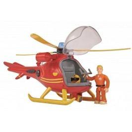 Simba Požárník Sam - Vrtulník s figurkou
